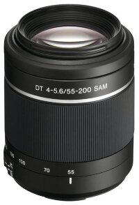 Sony DT 55-200mm f/4-5.6 SAM
