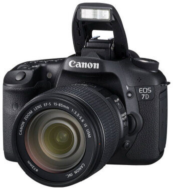Canon EOS 7D 15-85 IS