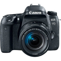 Canon EOS 77D 18-55mm IS STM