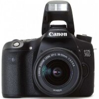 Canon EOS 70D Kit 18-55mm DC III