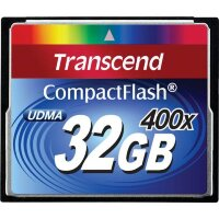 Transcend CompactFlash 32GB 400x