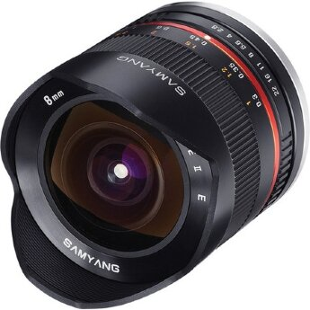 Samyang 8mm f/2.8 UMC Fish-eye Sony NEX