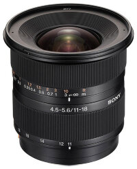 SONY DT 11-18mm F4.5-5.6 (SAL-1118)