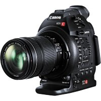 CANON EOS C100 MARK II KIT 18-135 STM