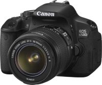 Canon EOS 650D  KIT 18-55 IS II