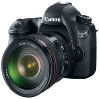 Canon EOS 6D Kit EF 24-105mm f/4 L IS USM