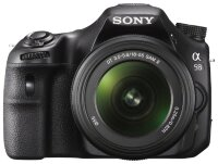 Sony Alpha SLT-A58 Kit 18-55