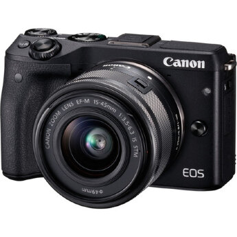 Canon EOS M3 15-45 IS STM