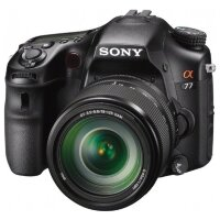 Sony SLT-A77 kit 18-135mm