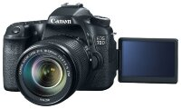 CANON 70D kit 18-135mm is