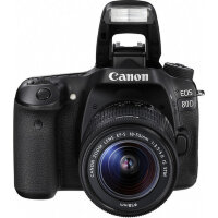 CANON EOS 80D KIT 18-55 IS STM